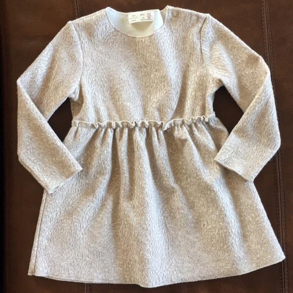 2e0495ae839 Zara Dresses | Baby Girl Party Collection Dress | Poshmark